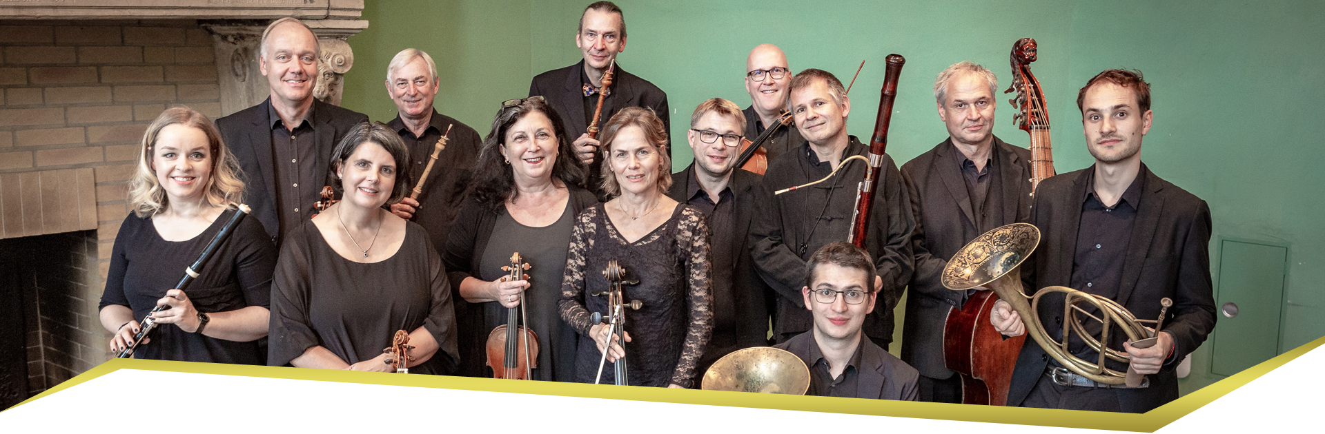 caterva musica Barockorchester Musiker