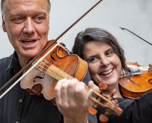 Wolfgang und Elke Fabri