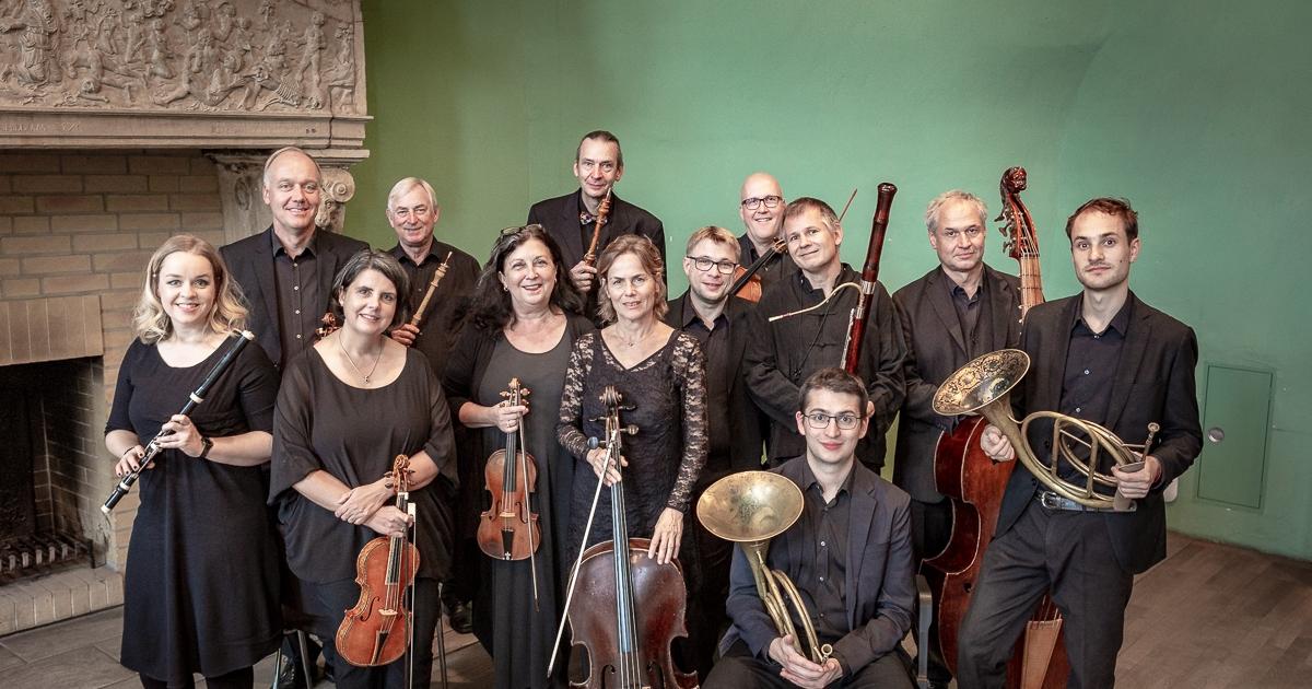 caterva musica Barockorchester Mitglieder