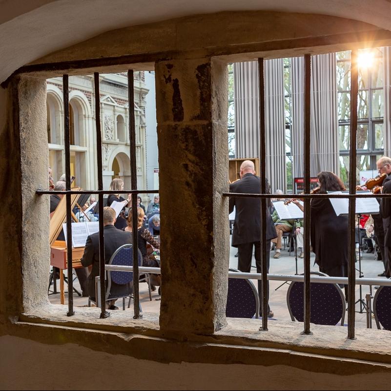 Ein Fenster zur Musik