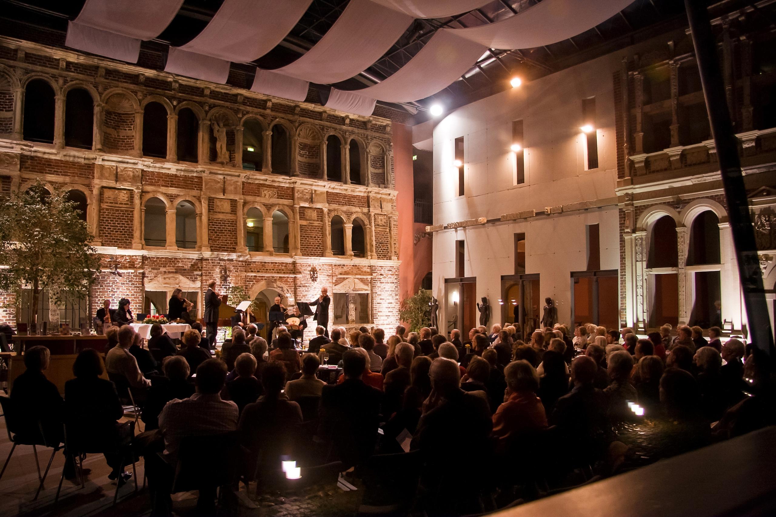Konzert Schloss Horst